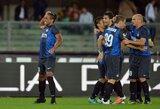 Abu Milano miesto klubai šventė pergales