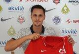 """FK """"Vilniaus"""" ir BFA jaunimą treniruos Belgijos futbolo specialistas"""