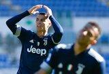 """""""Juventus"""" nori atsikratyti C.Ronaldo"""