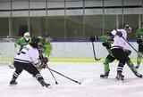 """Keistomis klaidomis pažymėtose rungtynėse """"Hockey Punks"""" išsivežė pergalę iš Kauno ir pasiuntė varžovus ant prarajos ribos"""