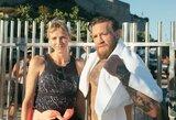 UFC fanai sutriko: C.McGregoras staiga tapo absoliučiu reitingo lyderiu