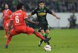 "Oficialu: ""Borussia"" prisiviliojo dar vieną talentą"