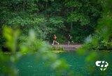 Istorinė Lietuvai diena bus paminėta bėgimu aplink Žaliuosius ežerus