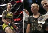 """Pristatytas """"UFC 237"""" plakatas: J.Aldo ir A.Silvos kovos """"apšildys"""" R.Namajunas pasirodymą"""