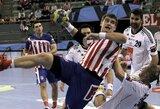 """Bresto """"Meškov"""" SEHA lygoje neatsilaikė prieš kroatų ekipą"""