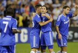 """""""Chelsea"""" po sunkios kovos įveikė """"Roma"""" klubą (+ kiti rezultatai)"""