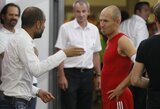 "A.Robbenas: ""J.Guardiola mus padarys stipresniais"""