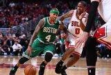 """Charakterį demonstruojanti """"Celtics"""" susigrąžino namų arenos pranašumą"""