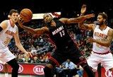 K.Bensonui nepavyko sugrįžti į NBA
