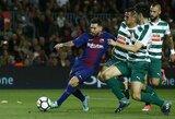 L.Messi ir vėl perrašė UEFA Čempionų lygos istoriją