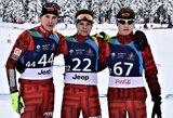 Europos jaunimo olimpiniame žiemos festivalyje – biatlonininkų ir kalnų slidininkių startai