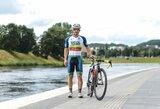 Lietuvai atstovaujantis ispanas Europos triatlono čempionate – 30-as