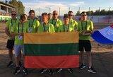 Ilgą laiką pirmavusi Lietuvos motobolo rinktinė Europos čempionate nusileido baltarusiams