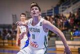 Sėkminga rungtynių pradžia aštuoniolikmečių neišgelbėjo: lietuviai Europos čempionate patyrė antrą nesėkmę