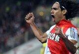 """R.Falcao atvedė """"Monaco"""" į pirmą sezono pergalę"""