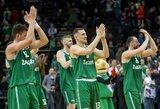 Eurolygos žaidėjai išsikovojo palankias atlyginimų sąlygas