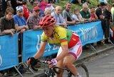 I.Čilvinaitė dviračių lenktynes Salvadore baigė pergalingai (kitų lietuvių rezultatai)