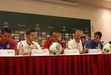 Ketvirtadienį Marijampolėje – Europos U-19 futbolo čempionato finalas