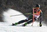 Kalnų slidininkas A.Drukarovas Italijoje – 8-as