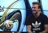 D.Beckhamas tikėjo, kad finale laimės Argentinos rinktinė