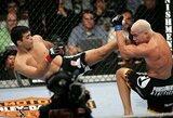 L.Machidos vadybininkas paaiškino, kodėl kovotojas atsisakė UFC titulinės kovos