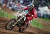 Pasaulio motokroso čempionato etape Indonezijoje – stabilūs A.Jasikonio rezultatai