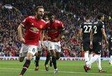 "Oficialu: J.Mata pratęsė kontraktą su ""Manchester United"""