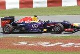 Kanados GP lenktynėse nesunkią pergalę iškovojo S.Vettelis