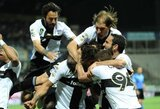 """""""Torino"""" paskutinę minutę prarado kelialapį į Europos lygą – jį pasiėmė """"Parma"""""""