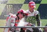 MotoGP lenktynėse tęsiasi M.Marquezo dominavimas