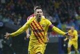 """E.Valverde: """"Turėti savo gretose L.Messi tokiose atkakliose rungtynėse – didelis pranašumas"""""""