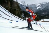 T.Kaukėnas pasaulio biatlono taurėje pagerino asmeninį sezono rekordą
