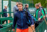 R.Berankis pamokė Ispanijos talentą ir priartėjo prie ATP 1000 turnyro pagrindinio etapo