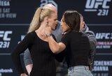 """J.Jedrzejczyk: """"Po šio savaitgalio pergalės aš įrodysiu, kad esu geriausia visų laikų moterų MMA kovotoja"""""""