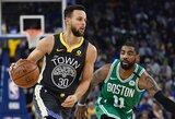 Paskelbti NBA savaitės geriausieji