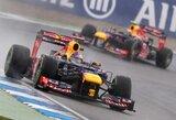 """Vokietijos GP lenktynių teisėjai: """"Red Bull"""" ekipa techninio reglamento nepažeidė"""""""