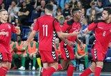 """Svajonių debiutas: """"Vytis"""" Čempionų lygoje net 12:0 sutriuškino Anglijos čempionus"""