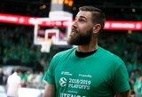 """J.Valančiūnas apie Š.Jasikevičių NBA: """"Manau, kad jam kelis pokyčius reikėtų padaryti"""""""
