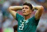 FIFA reitingas: Prancūzija pakilo į pirmą vietą, fiasko patyrę vokiečiai smarkiai krito žemyn