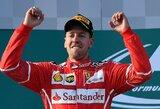 "Antrasis ""Formulės-1"" etapas: ""Mercedes"" ir ""Ferrari"" dvikova tęsis"
