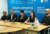Oficialiai pristatytas vienintelis Pjongčango ir Tokijo olimpinių žaidynių transliuotojas