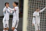 """PSG svečiuose susitvarkė su """"Lorient"""" pasipriešinimu"""