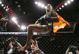 Geriausių UFC kovotojų reitinge C.McGregoras vis dar nėra pirmas
