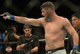 Įspūdingiausi karjerą baigusios UFC legendos M.Bispingo skaičiai ir faktai