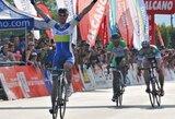 """A.Kruopis laimėjo """"Tour of Turkey"""" dviračių lenktynių etapą (papildyta, komentaras)"""