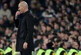 Z.Zidane'as apgynė savo startinio vienuoliktuko pasirinkimą
