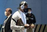 Prancūzų nuotykiai Vokietijoje: PSG žaidėjai užstrigo viešbučio lifte