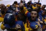 Ledo ritulio stebuklas: Rumunijos rinktinė pateko į pasaulio IA čempionatą (papildyta)
