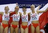 Europos čempionate Lenkijos lengvaatlečiai sutrukdė šeimininkams triumfuoti medalių įskaitoje, Kipras džiaugėsi istoriniu auksu