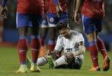 Argentina atsižvelgė į Palestinos prašymą bei grasinimus L.Messi ir atšaukė draugiškas rungtynes su Izraeliu